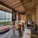 Impiana Cemagi - Joglo Villa bathroom