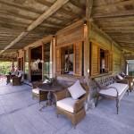 Impiana Cemagi - Joglo Villa veranda