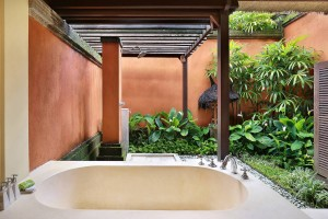 Garden Cottage 1 Bathroom